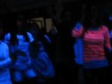 Дискотека Айсберг (условие быть в белом, пили коктейли, танцевали флэшмоб и многое другое)
